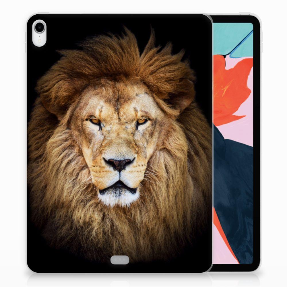 Apple iPad Pro 11 inch (2018) TPU Hoesje Leeuw