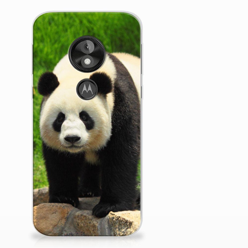 Motorola Moto E5 Play TPU Hoesje Design Panda