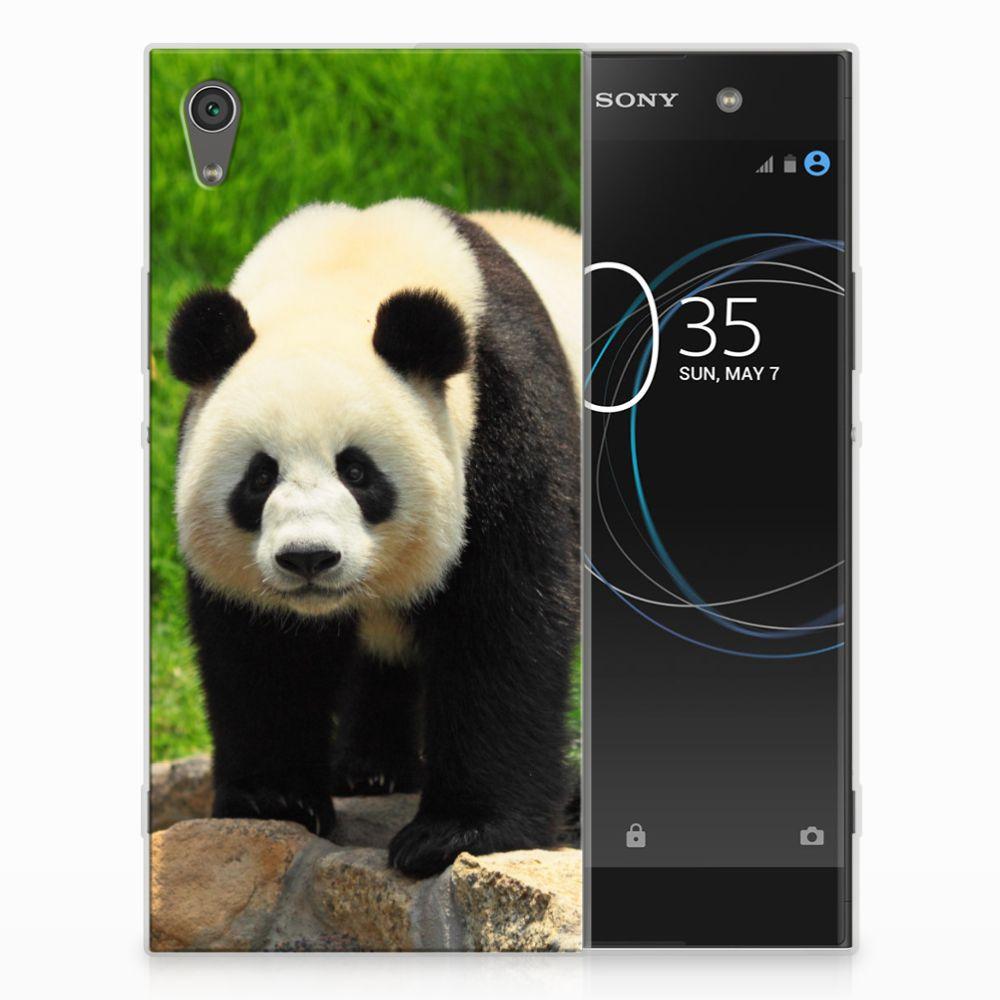 Sony Xperia XA1 Ultra TPU Hoesje Panda