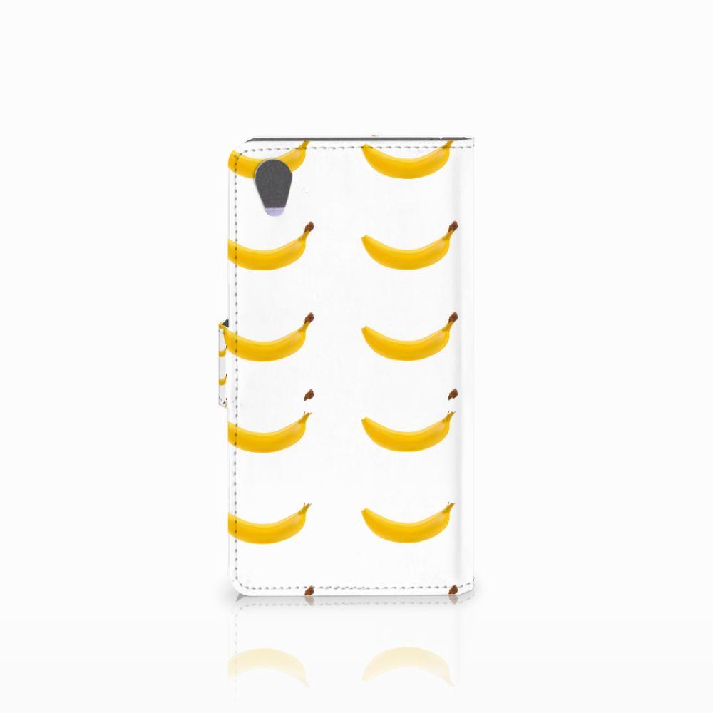 Sony Xperia Z1 Book Cover Banana