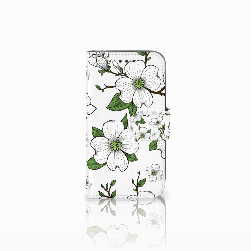 Samsung Galaxy Core Prime Boekhoesje Design Dogwood Flowers