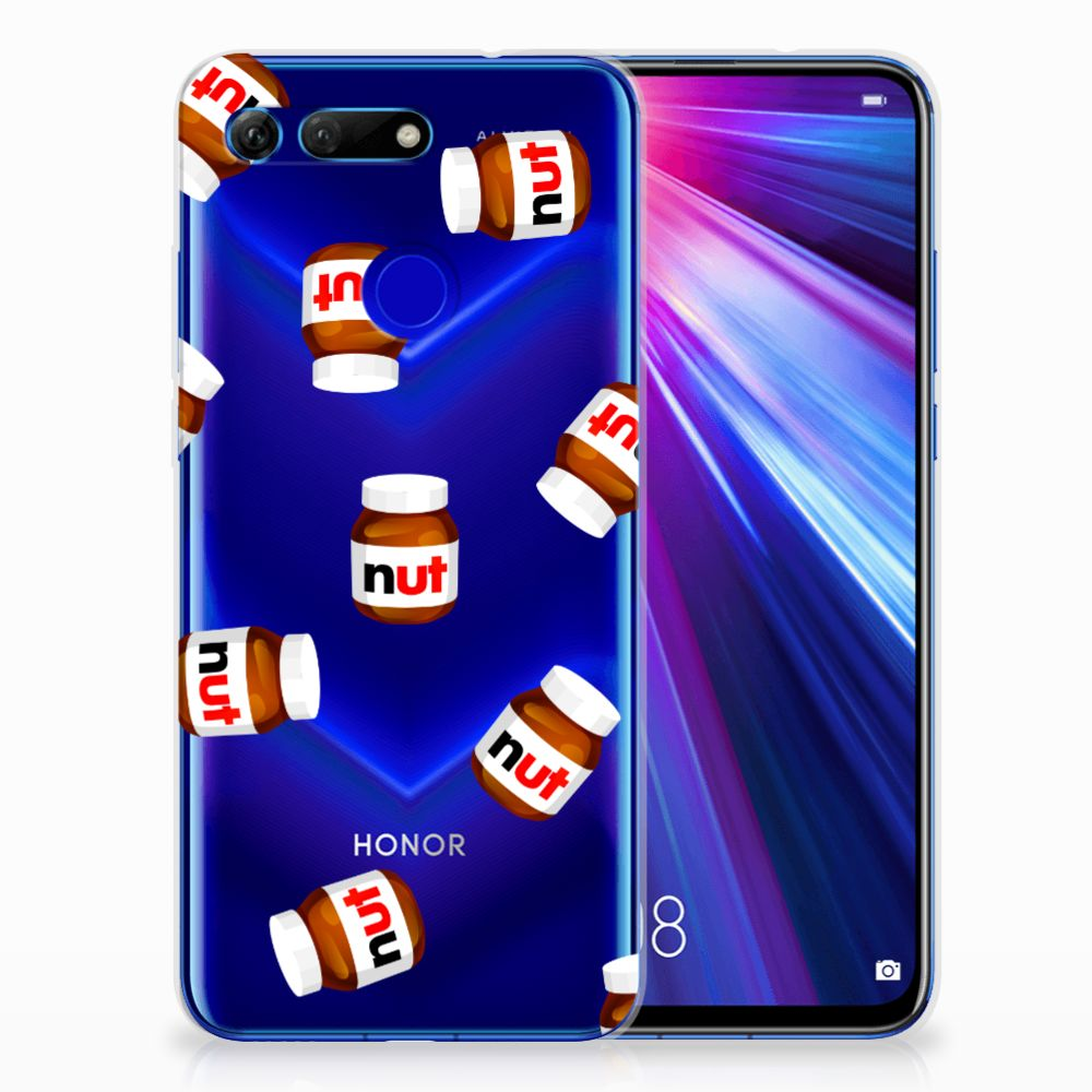 Honor View 20 Siliconen Case Nut Jar