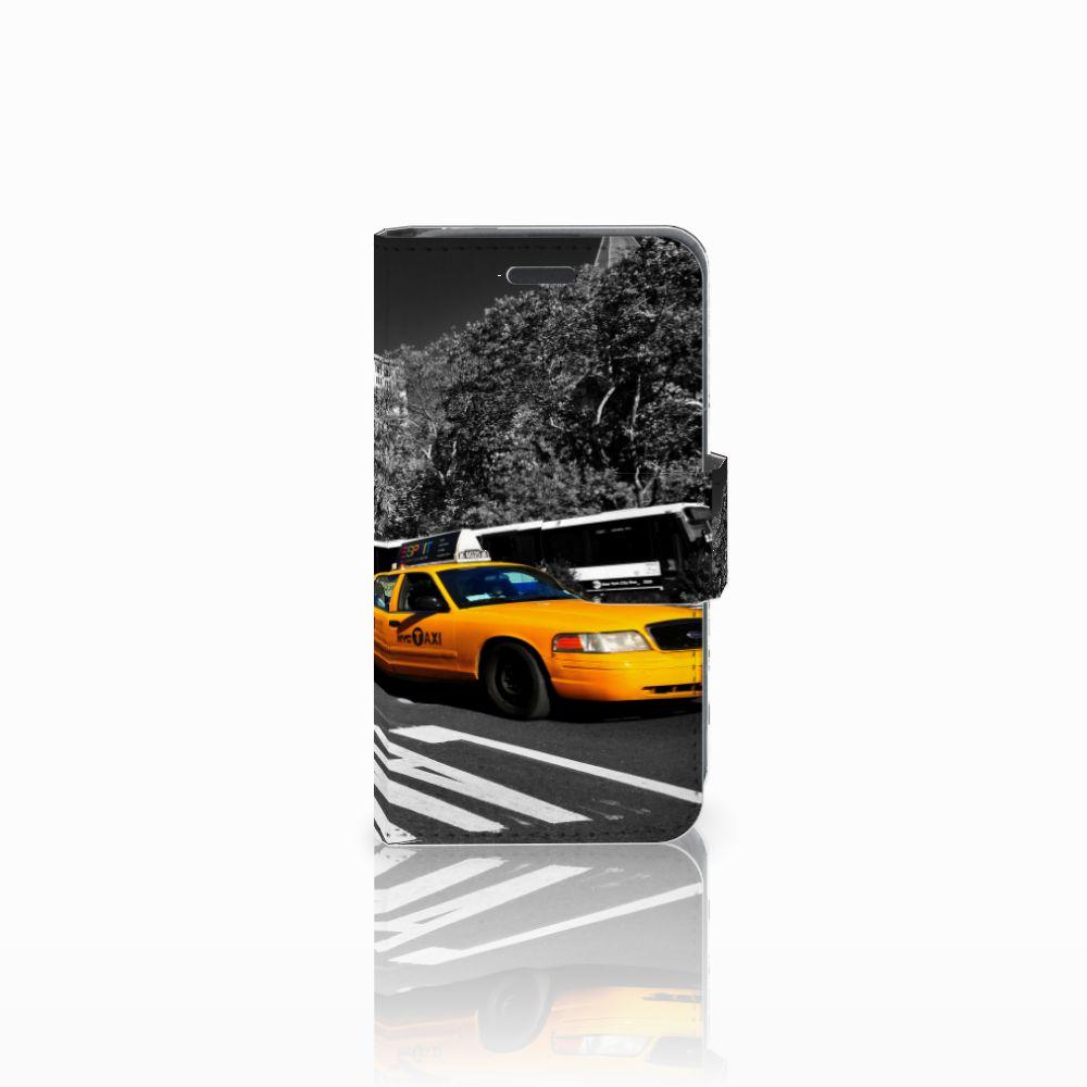 Nokia Lumia 520 Boekhoesje Design New York Taxi