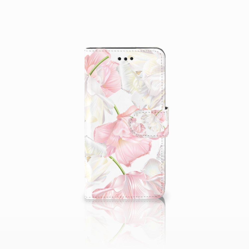 Samsung Galaxy J2 Pro 2018 Boekhoesje Design Lovely Flowers