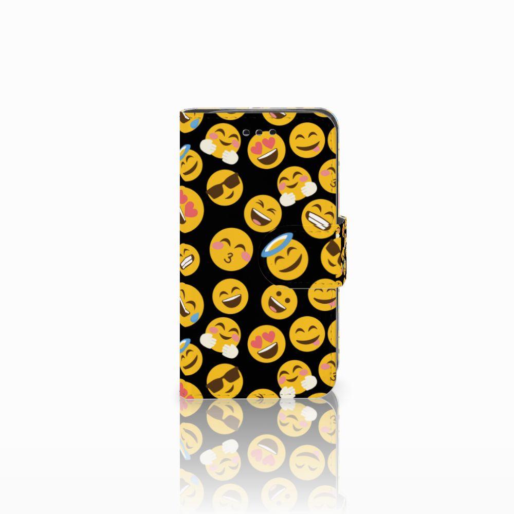 Samsung Galaxy Trend 2 Boekhoesje Design Emoji