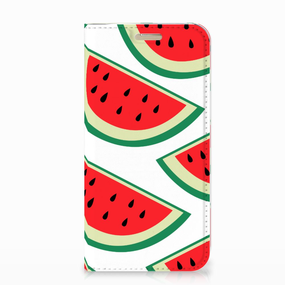 Samsung Galaxy A3 2017 Flip Style Cover Watermelons