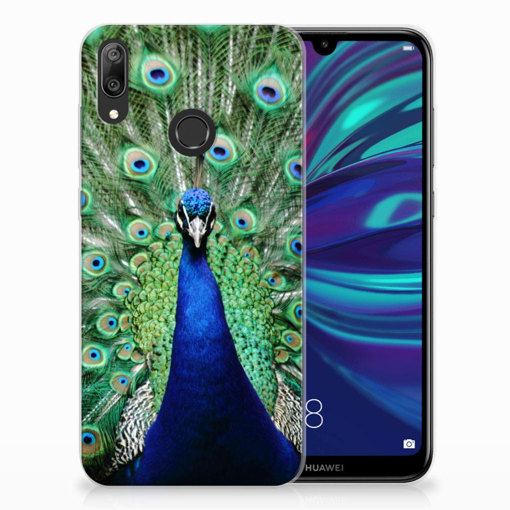 Huawei Y7 2019 Leuk Hoesje Pauw