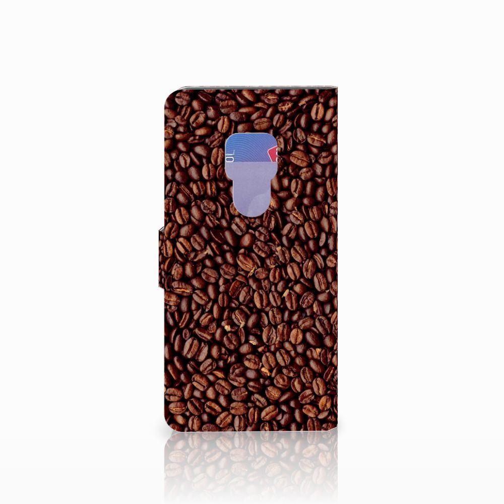 Huawei Mate 20 Book Cover Koffiebonen