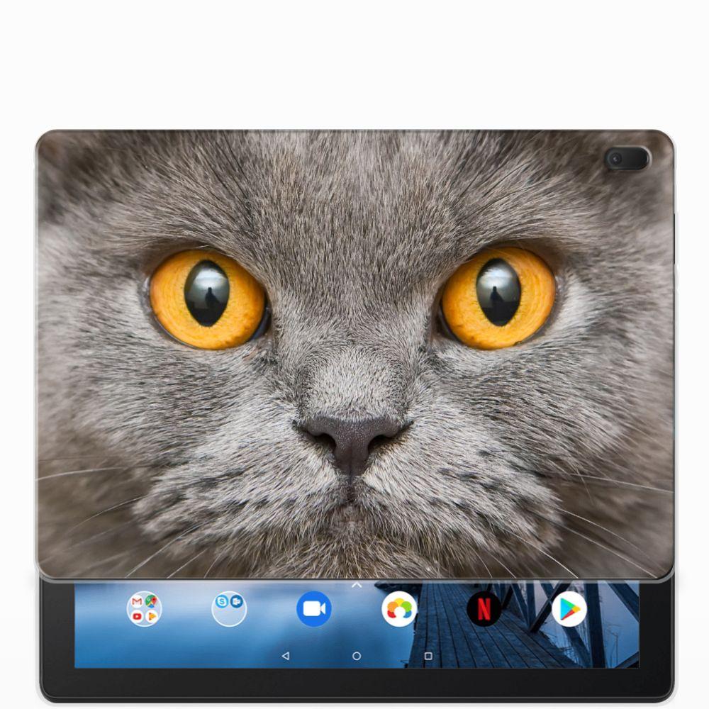 Back Case Lenovo Tab E10 Britse Korthaar