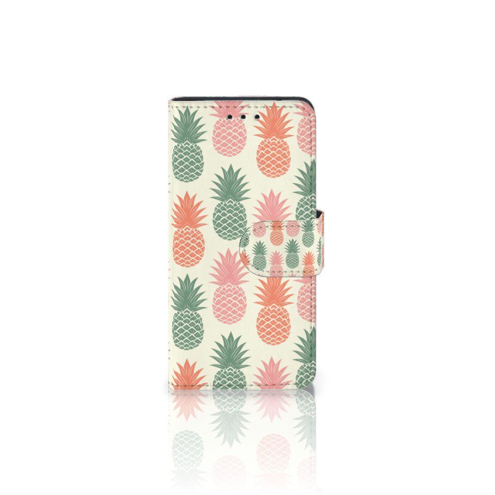 Samsung Galaxy S5 Mini Boekhoesje Design Ananas