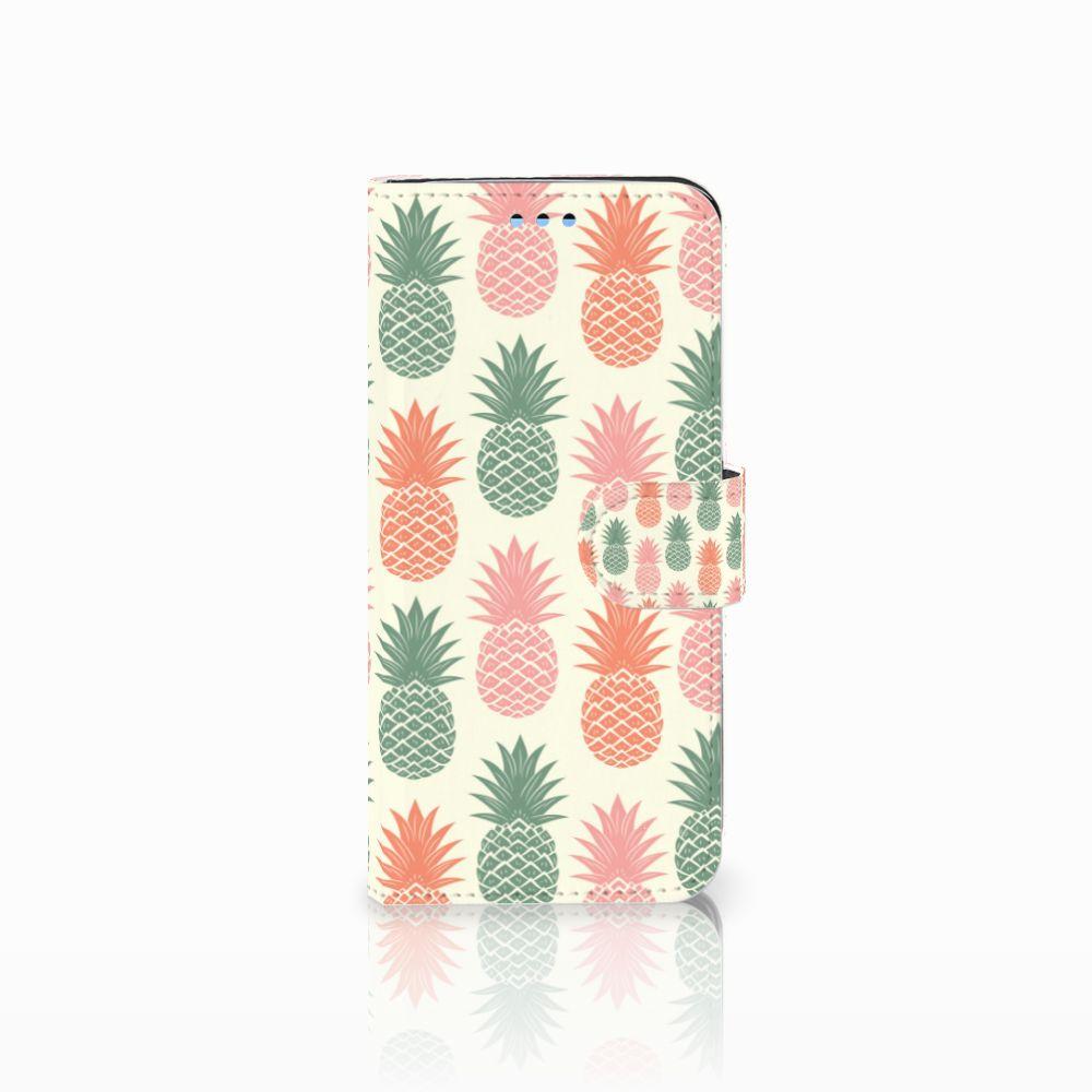 Samsung Galaxy S9 Boekhoesje Design Ananas