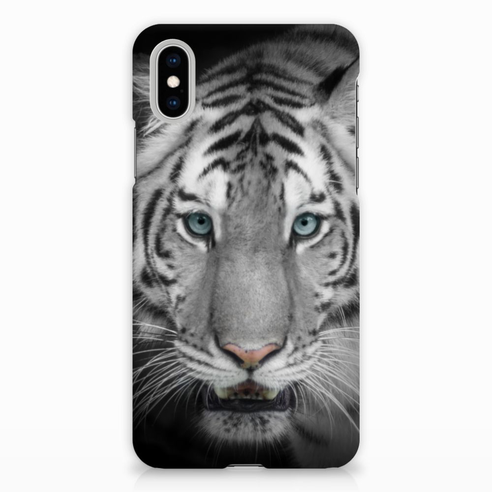 Apple iPhone X | Xs Rubber Case Tijger