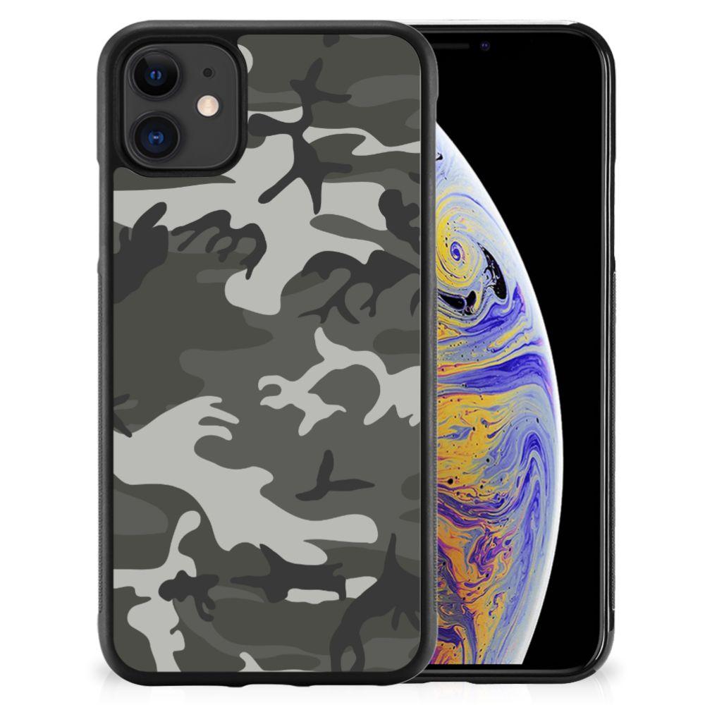 Apple iPhone 11 Bumper Case Army Light