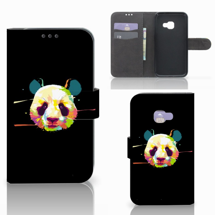 Samsung Galaxy Xcover 4 | Xcover 4s Leuke Hoesje Panda Color