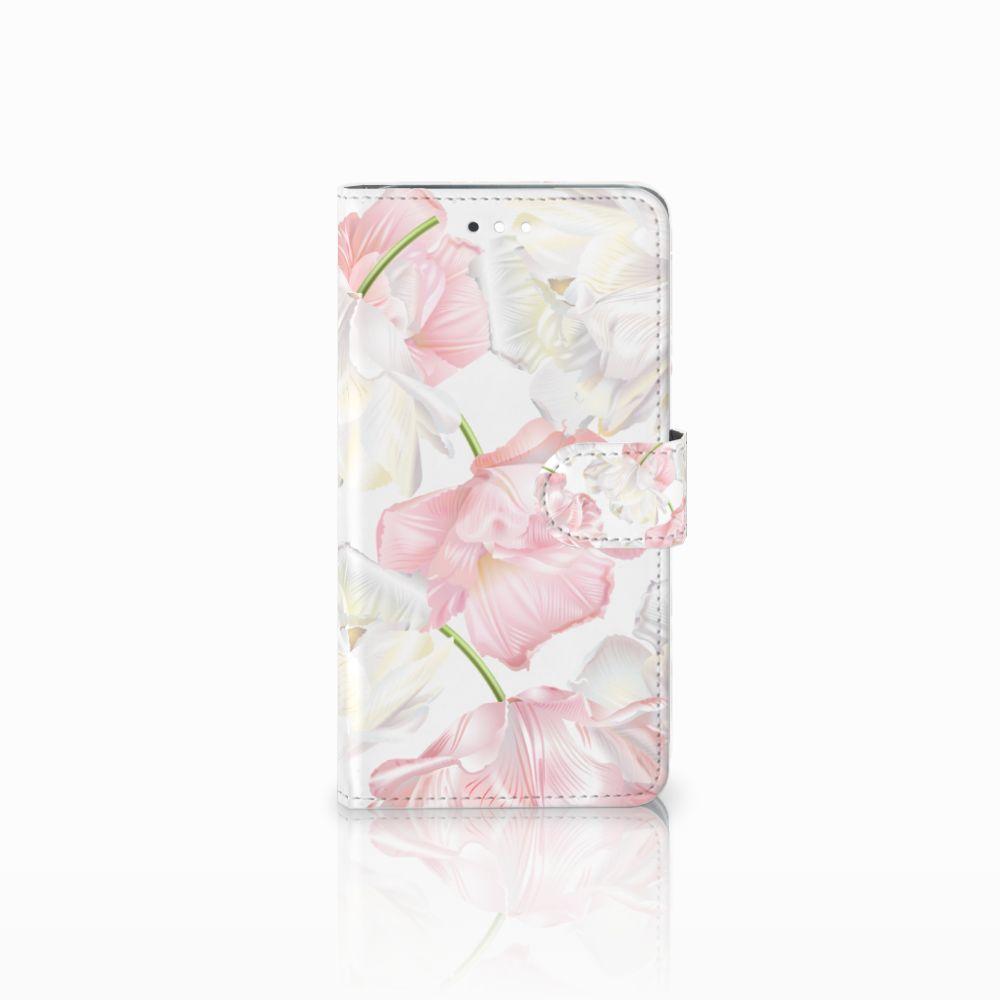 Huawei Ascend G7 Boekhoesje Design Lovely Flowers