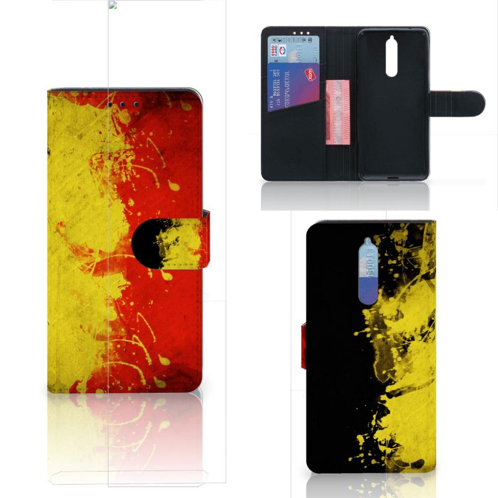Nokia 8 Bookstyle Case België