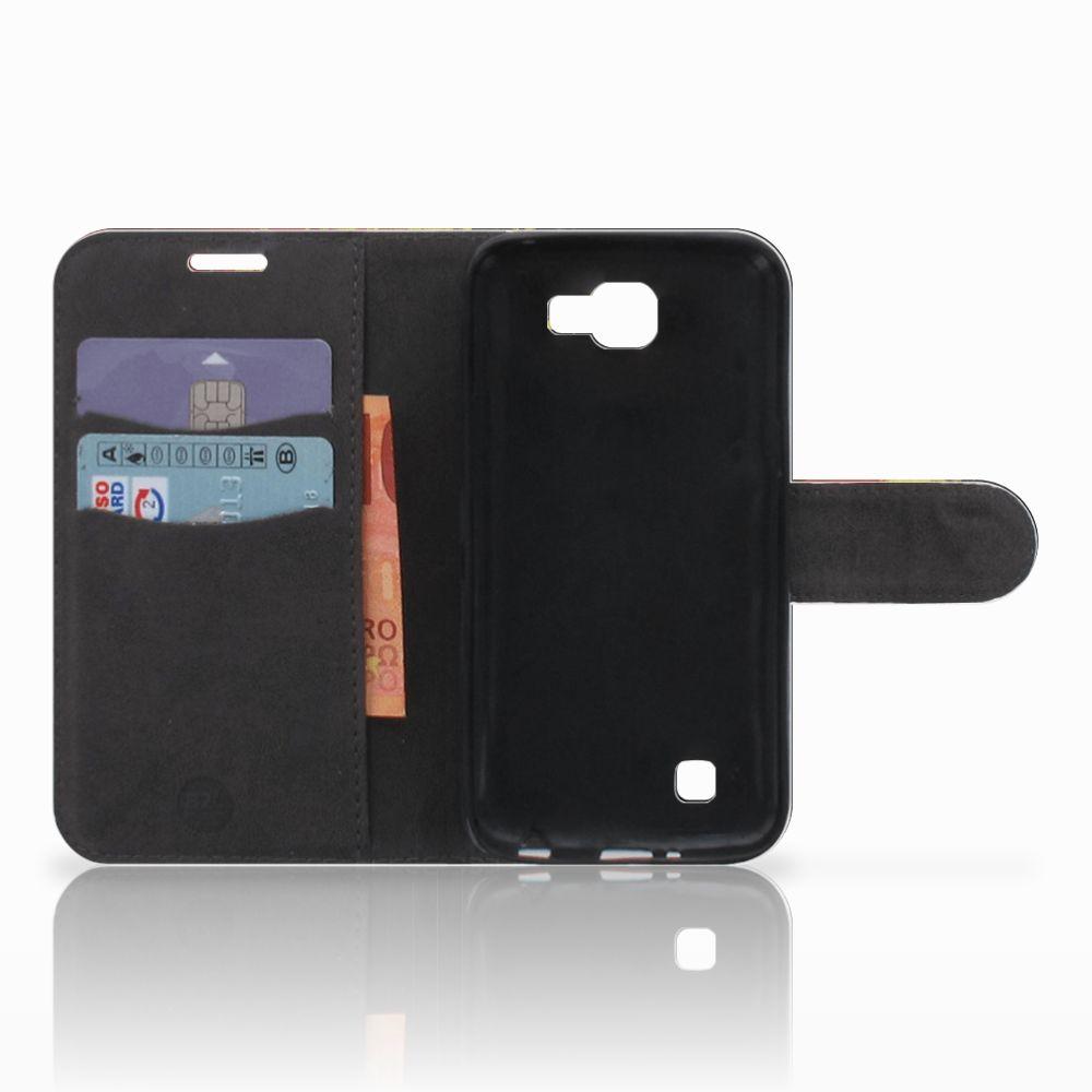LG K4 Bookstyle Case België