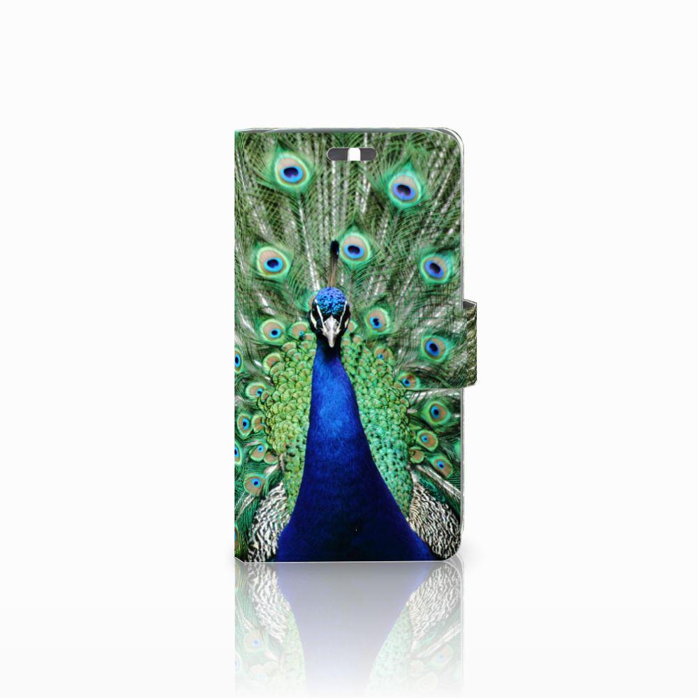 Huawei Y625 Boekhoesje Design Pauw