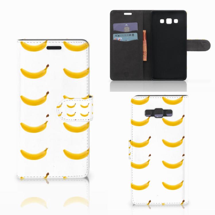 Samsung Galaxy A7 2015 Book Cover Banana
