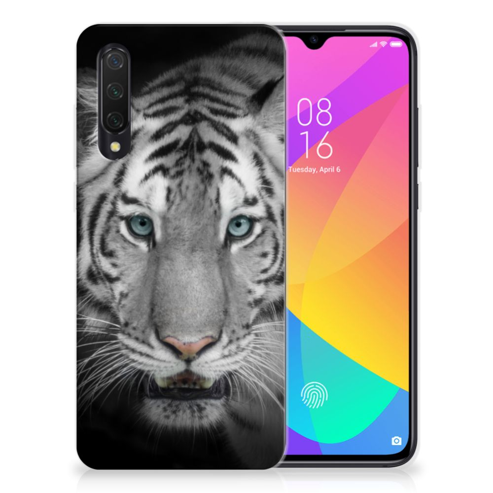 Xiaomi Mi 9 Lite TPU Hoesje Tijger