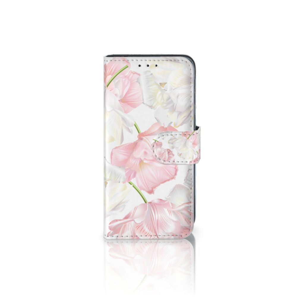 Samsung Galaxy J3 (2018) Boekhoesje Design Lovely Flowers