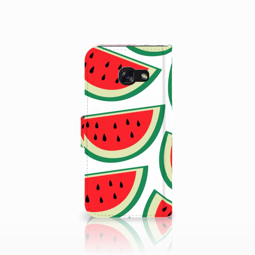 Samsung Galaxy A5 2017 Book Cover Watermelons