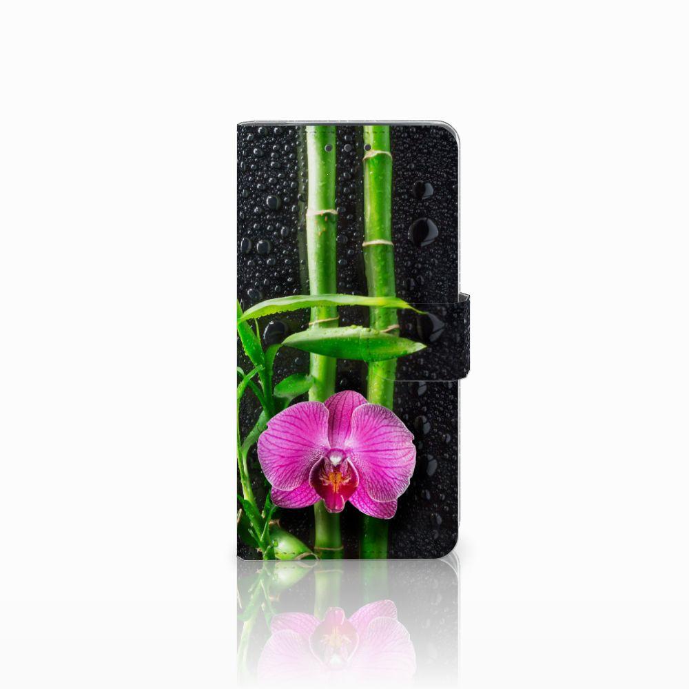 Motorola Moto X4 Boekhoesje Design Orchidee