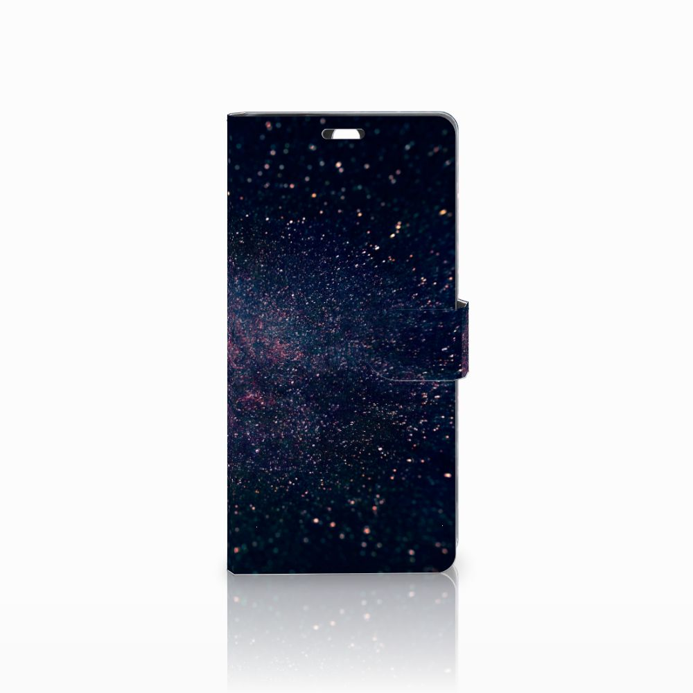 Sony Xperia C5 Ultra Boekhoesje Design Stars