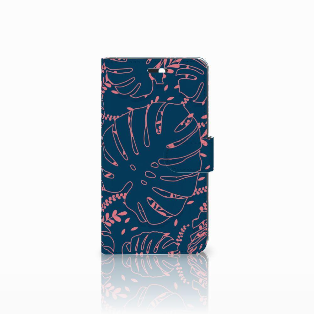 Huawei Y6 II | Honor 5A Boekhoesje Design Palm Leaves
