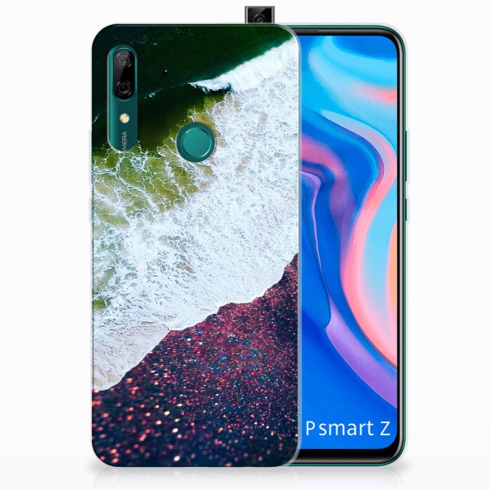 Huawei P Smart Z TPU Hoesje Sea in Space