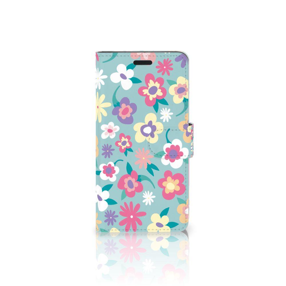 HTC 10 Boekhoesje Design Flower Power