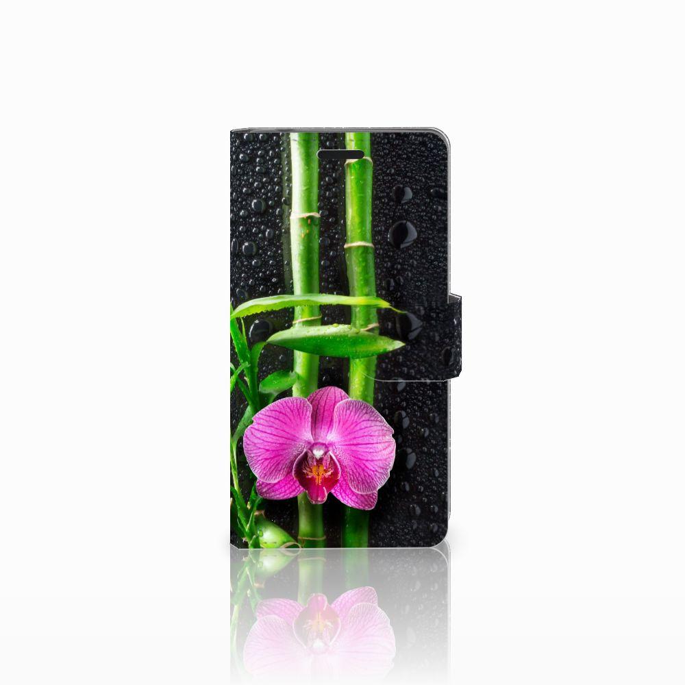 Sony Xperia E3 Boekhoesje Design Orchidee