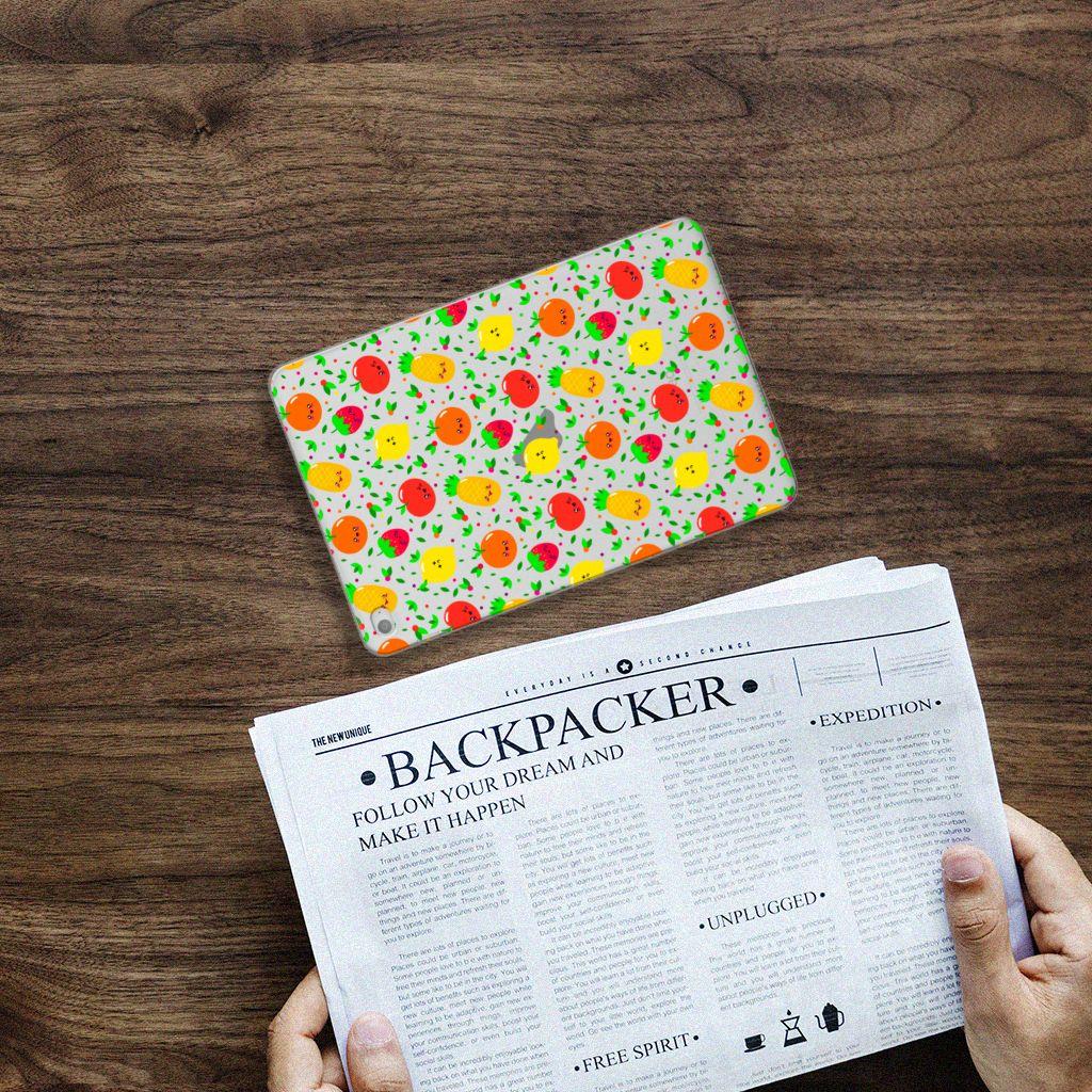 Apple iPad Mini 4 Tablethoesje Design Fruits