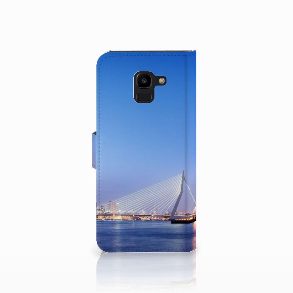Samsung Galaxy J6 2018 Flip Cover Rotterdam