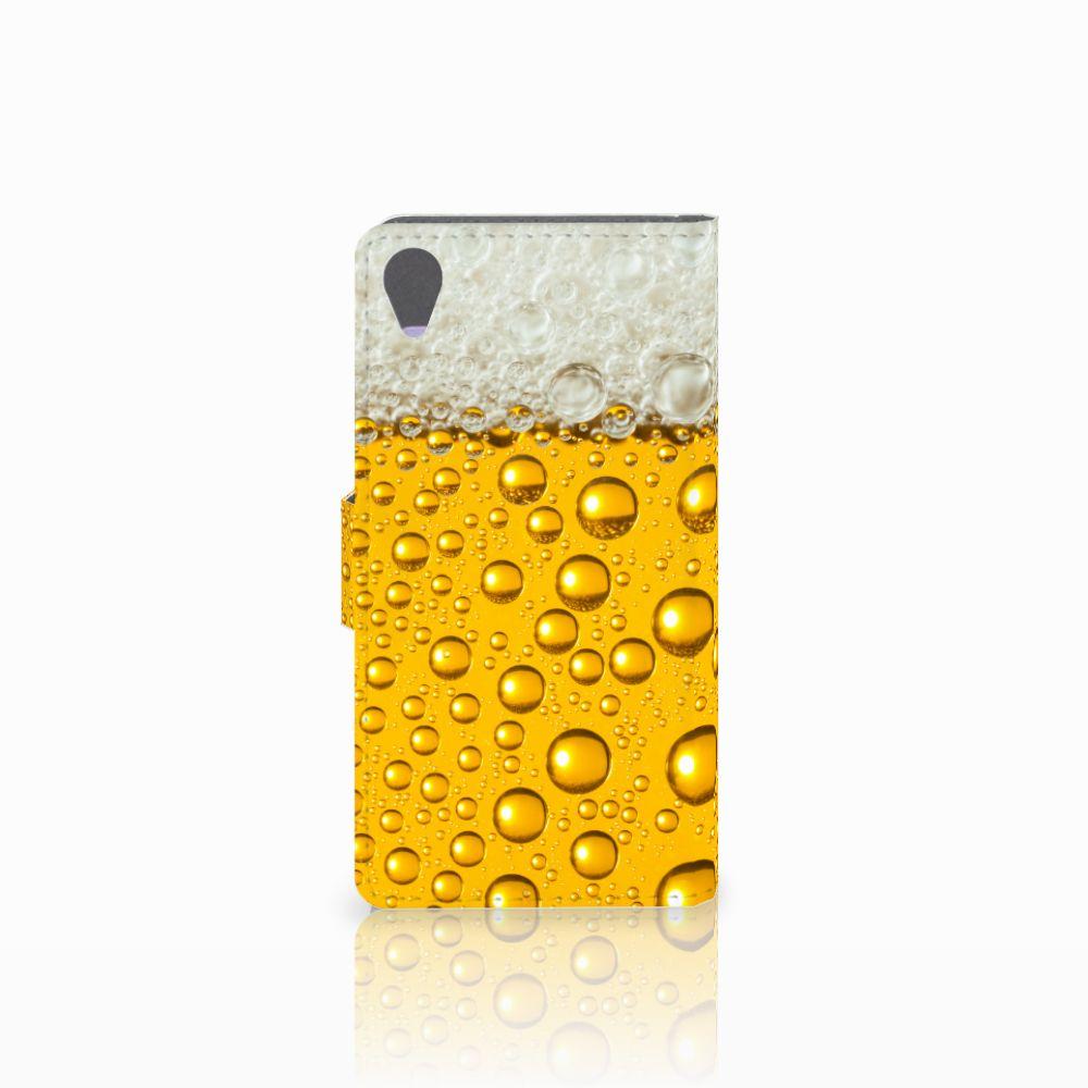 Sony Xperia X Book Cover Bier