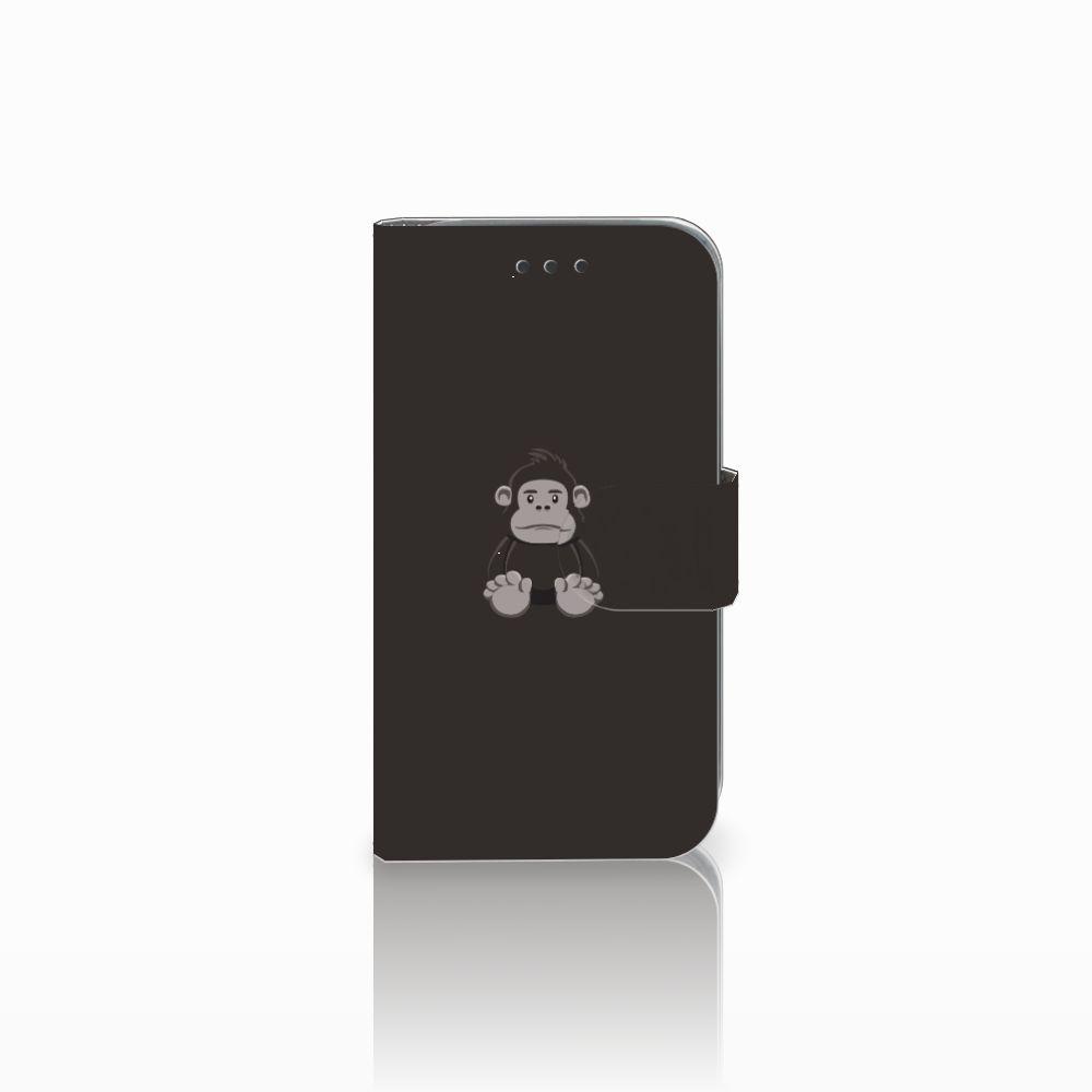 Samsung Galaxy Core Prime Uniek Boekhoesje Gorilla