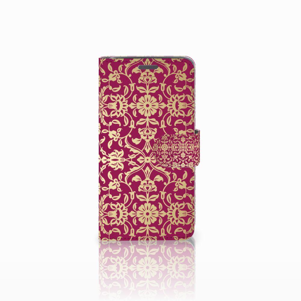 Wiko Rainbow Jam Boekhoesje Design Barok Pink