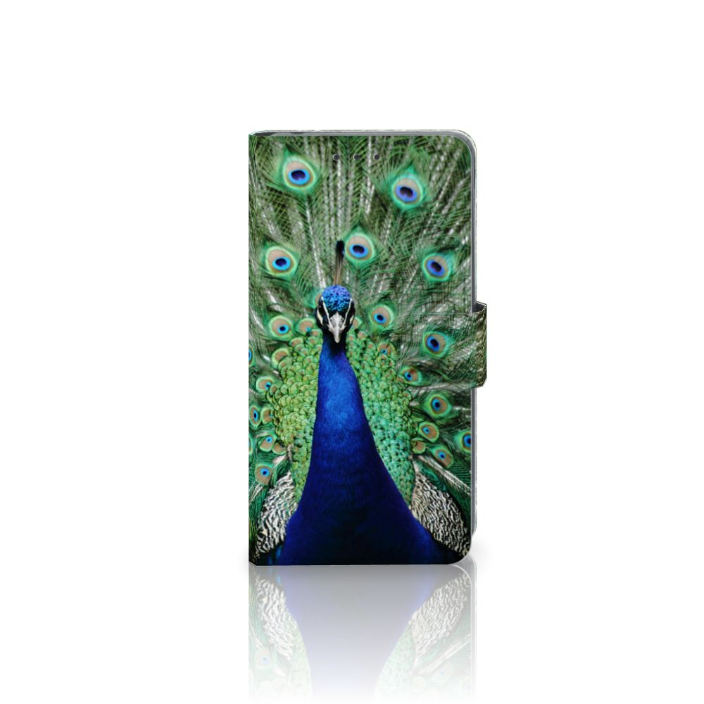 Sony Xperia Z2 Boekhoesje Design Pauw
