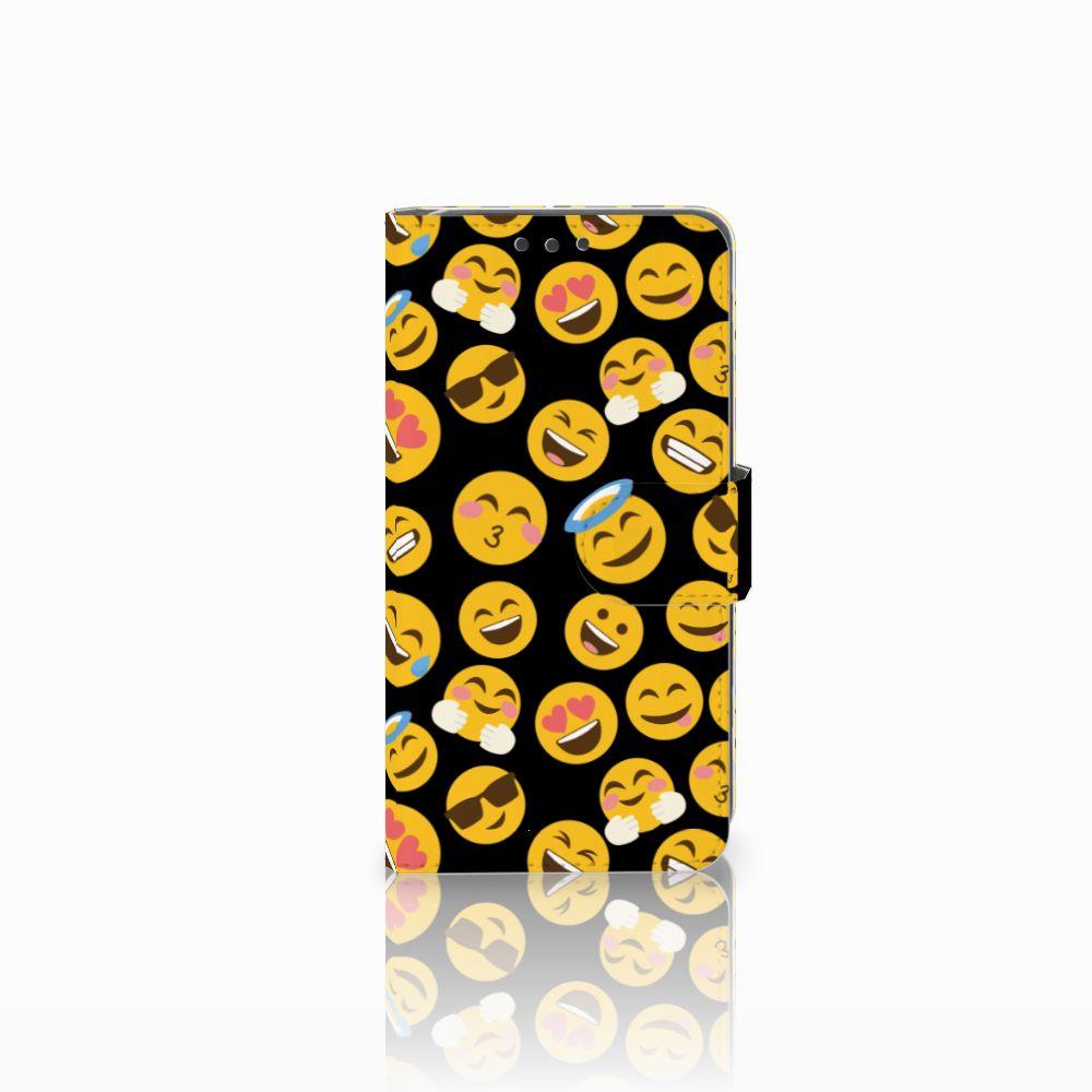 Huawei Y5 2 | Y6 II Compact Telefoon Hoesje Emoji