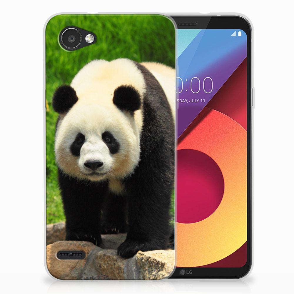 LG Q6 | LG Q6 Plus TPU Hoesje Panda