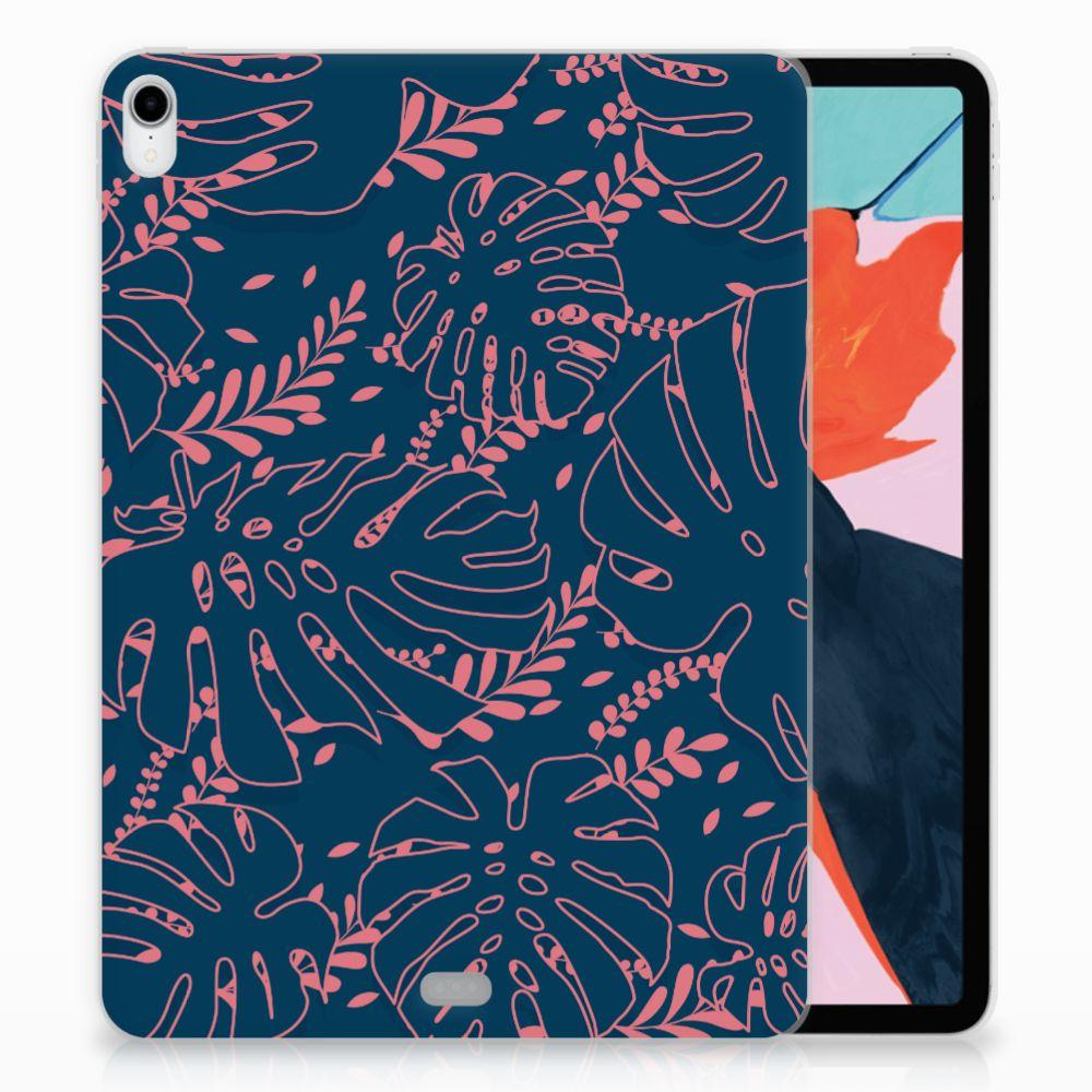 Apple iPad Pro 11 inch (2018) TPU Hoesje Design Palm Leaves