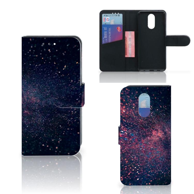 LG Q7 Bookcase Stars