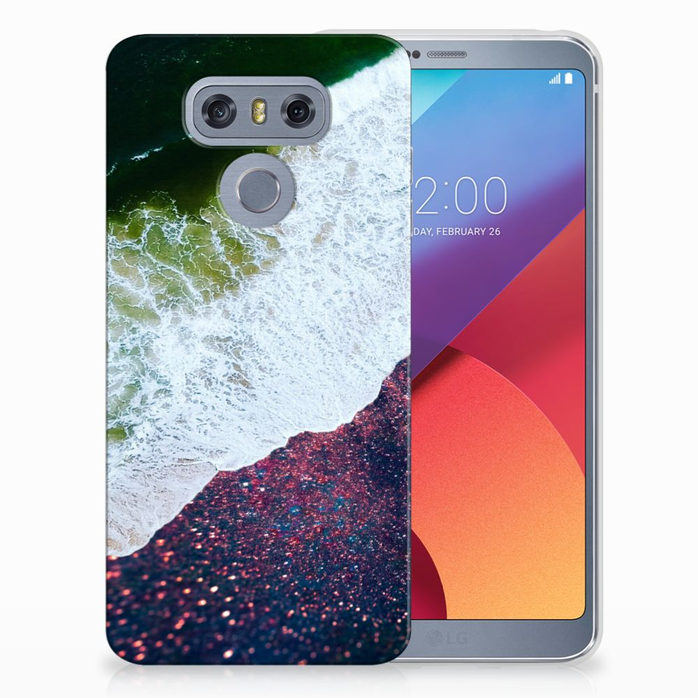 LG G6 TPU Hoesje Sea in Space