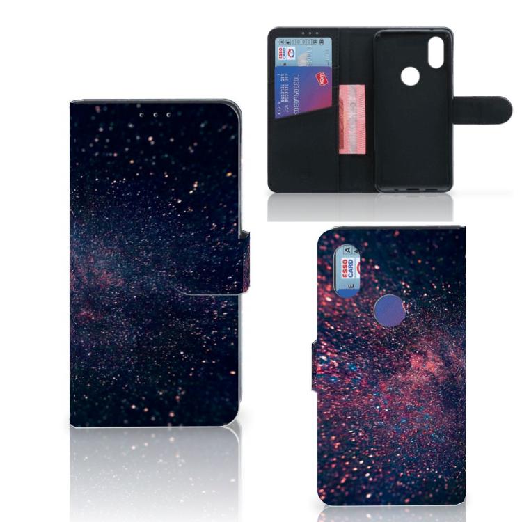 Xiaomi Mi Mix 2s Bookcase Stars