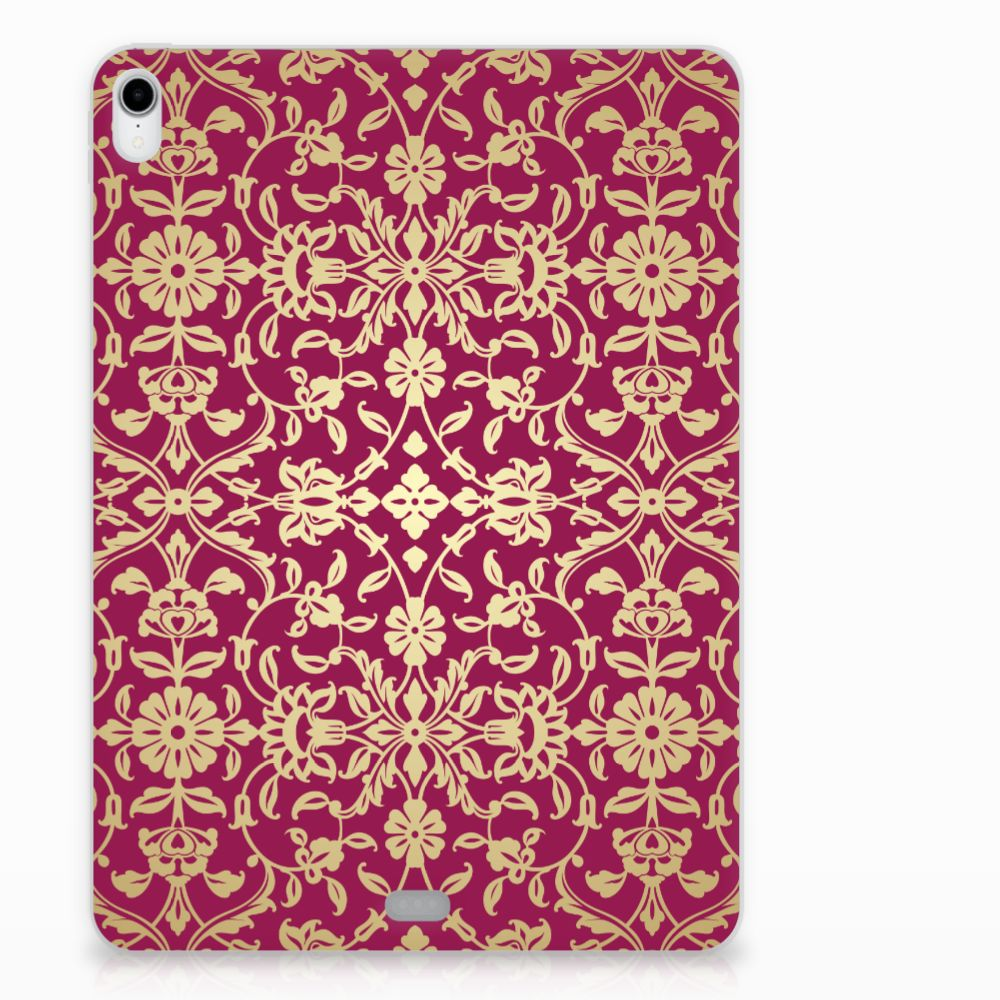 Apple iPad Pro 11 inch (2018) TPU Hoesje Design Barok Pink