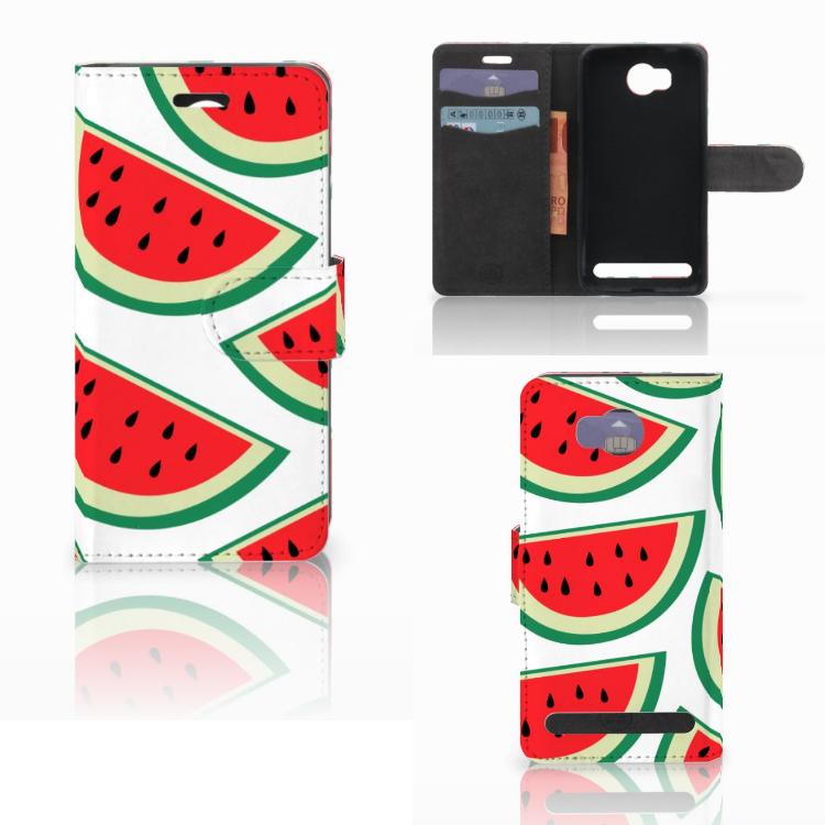 Huawei Y3 2 | Y3 II Book Cover Watermelons
