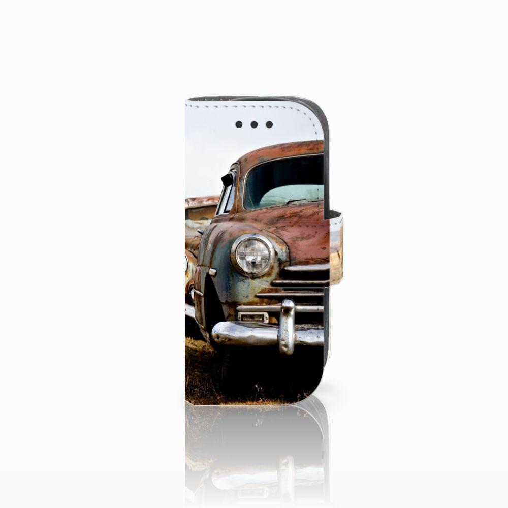 Nokia 3310 (2017) Uniek Boekhoesje Vintage Auto