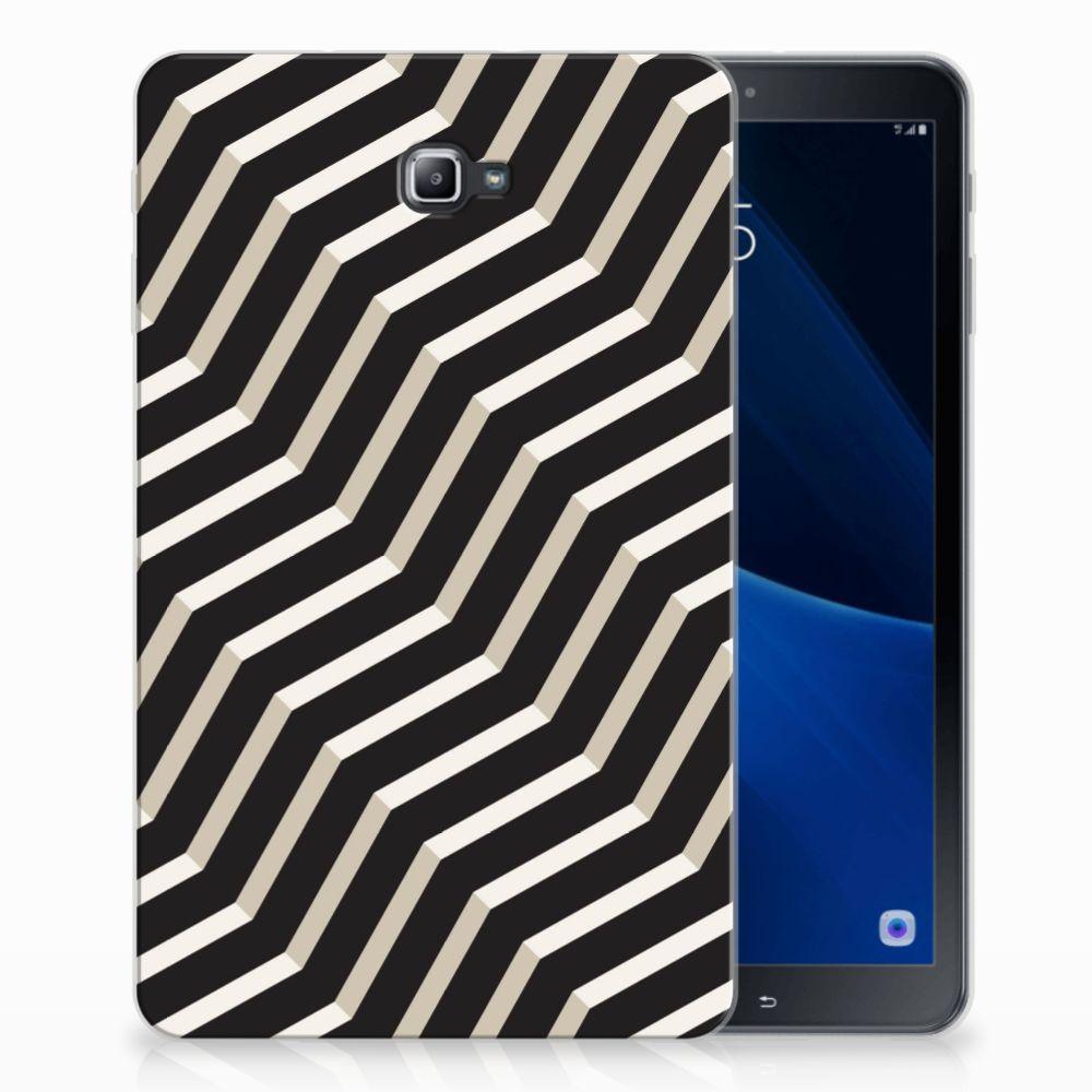 Samsung Galaxy Tab A 10.1 Back Cover Illusion
