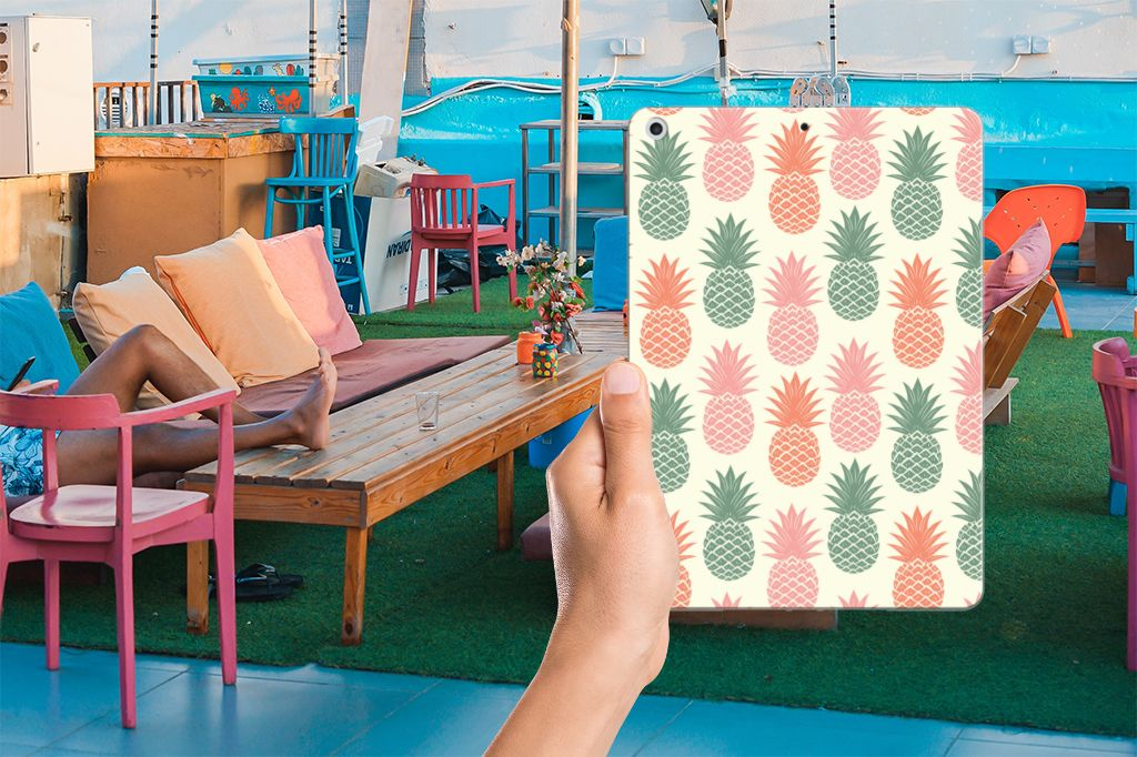 Apple iPad 9.7 2018 | 2017 Tablet Cover Ananas