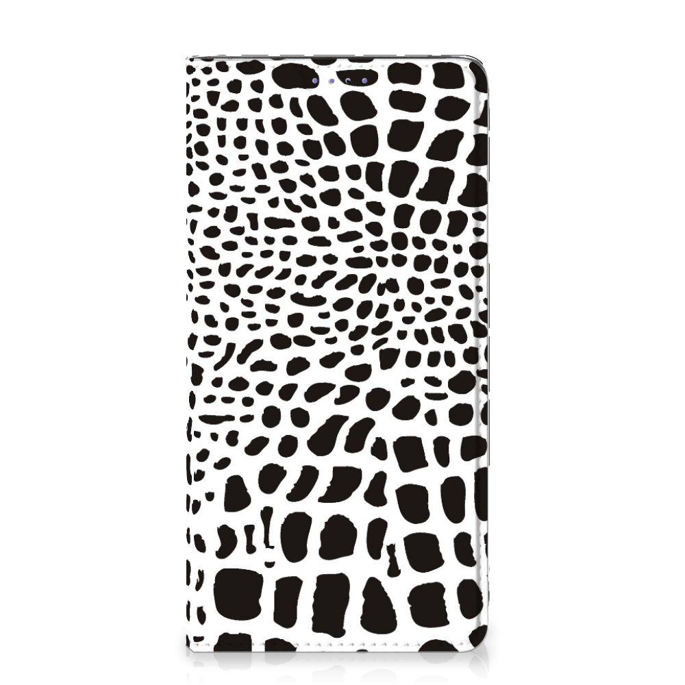 Samsung Galaxy A51 Hoesje maken Slangenprint